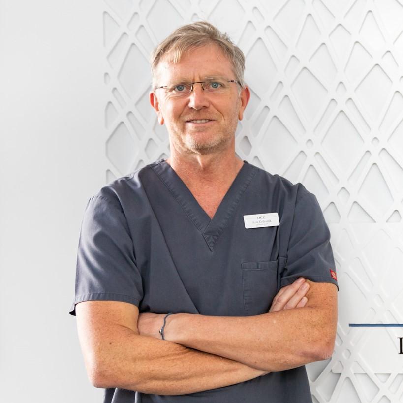 Rok Čelesnik, Dr. med. dent.