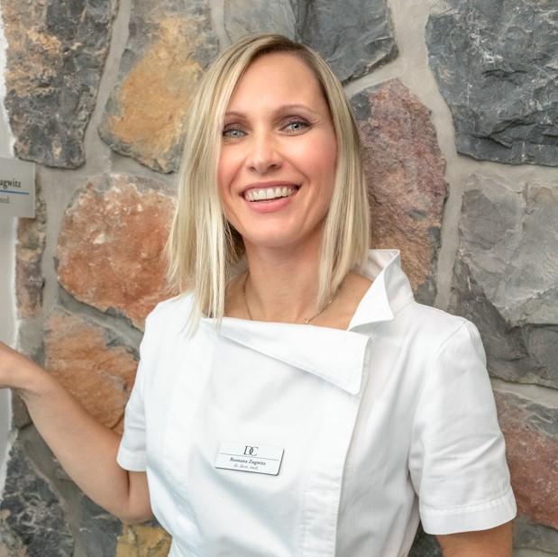 Romana Zugwitz, Dr. med. dent.